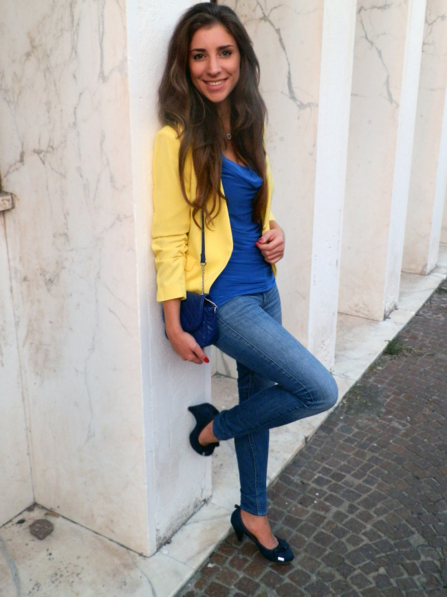 yellow-blazer-outfits