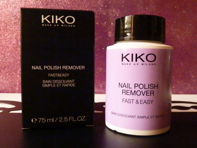 How to remove nail polish in less than one minute