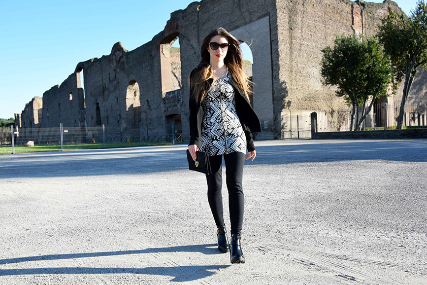 fashion blogger Rome