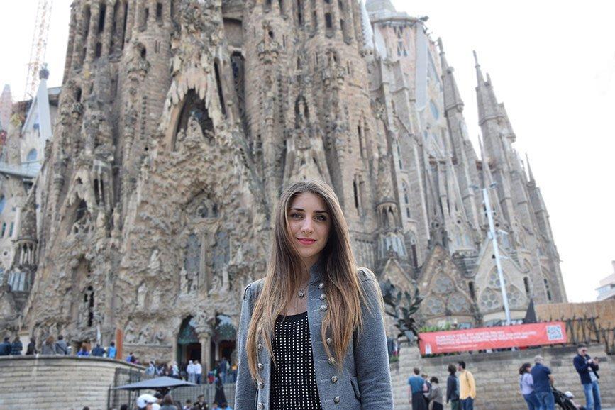 bloguera de moda barcelona