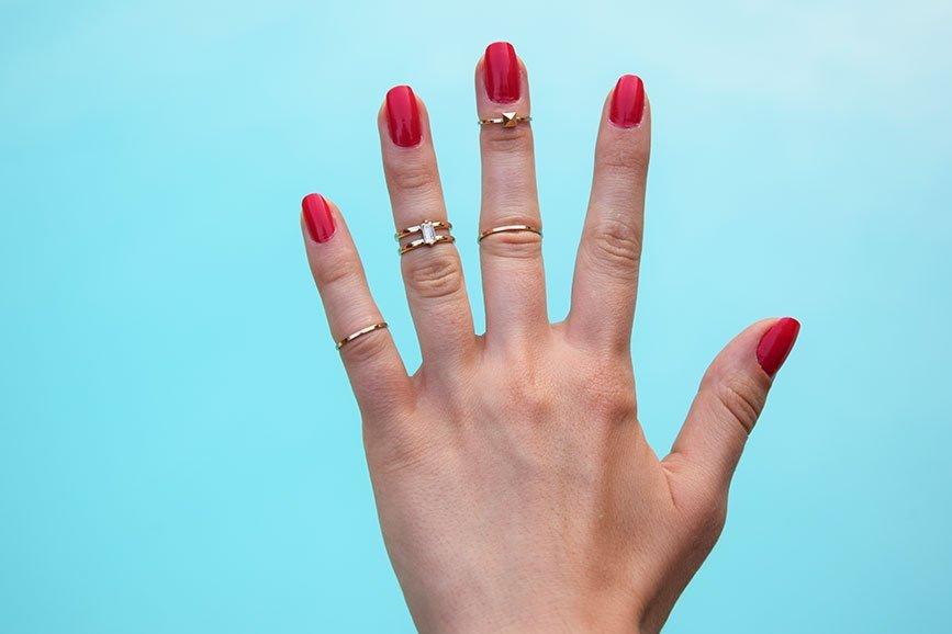 midi rings Forever21