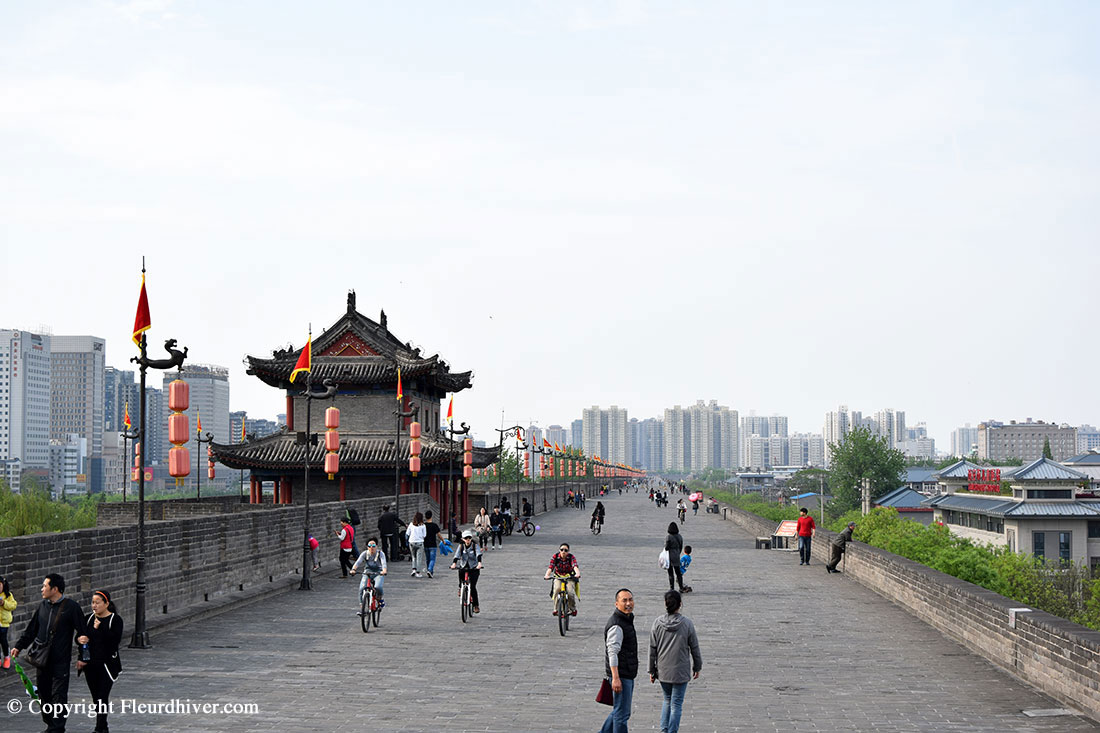 xi'an wall
