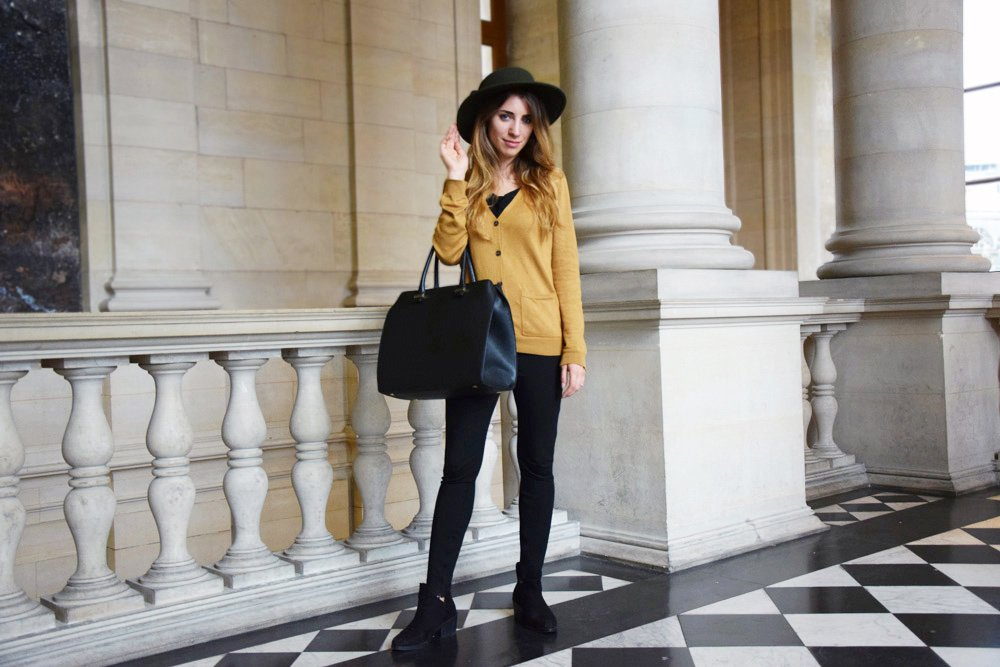 paris fashion blogger