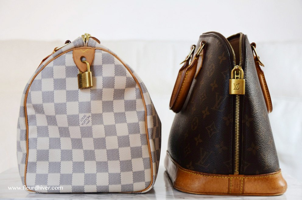 Can You Recognize A Real Louis Vuitton In This Post I M Going To Show How Bags It Will Be Useful If Are Ing