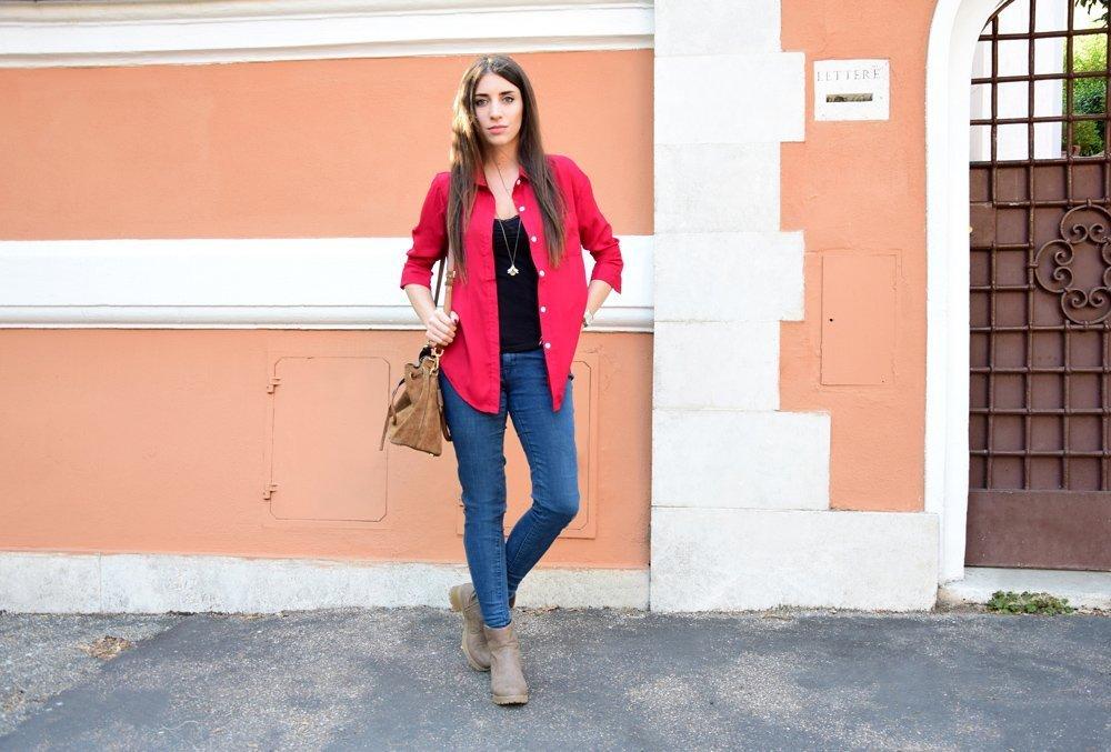 fashion blogger romane