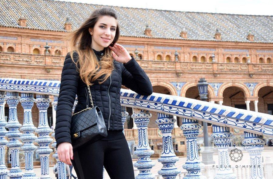 fashion blogger sevilla