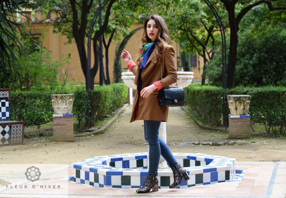 fashion blogger sevilla