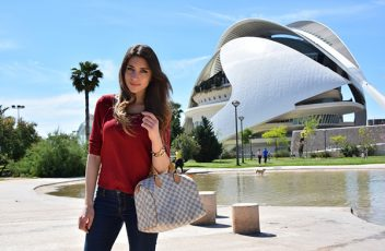fashion blogger valencia